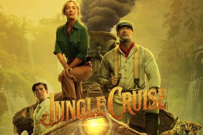"'Jungle Cruise' Review: ""Adventurous & Familiar Fun"""