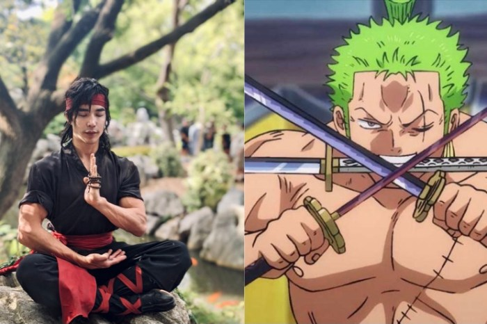 Netflix Eyeing Ludi Lin To Play Zoro In Live-Action 'One Piece' Series; Additional Character Descriptions Revealed