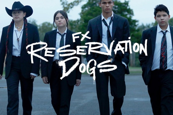 """'Reservation Dogs' S1, Ep1 -  'F****n Rez Dogs' Review: """"A Wild Introduction"""""""