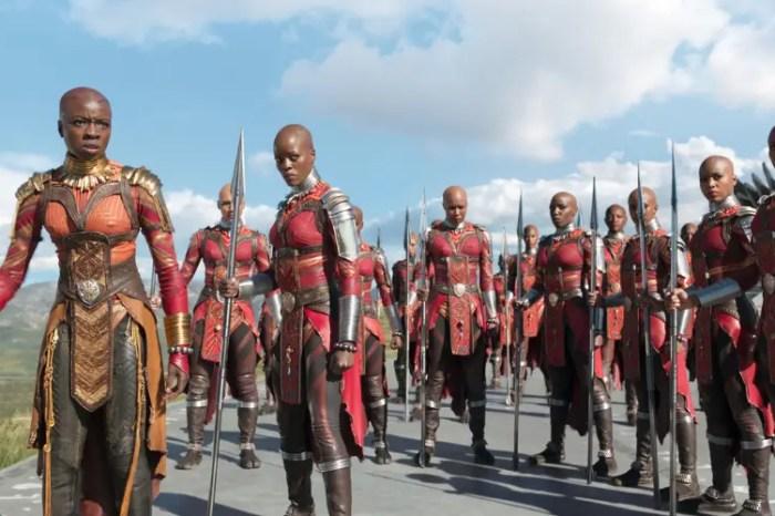 'Black Panther: Wakanda Forever' Footage Reveals Dora Milaje Car Chase