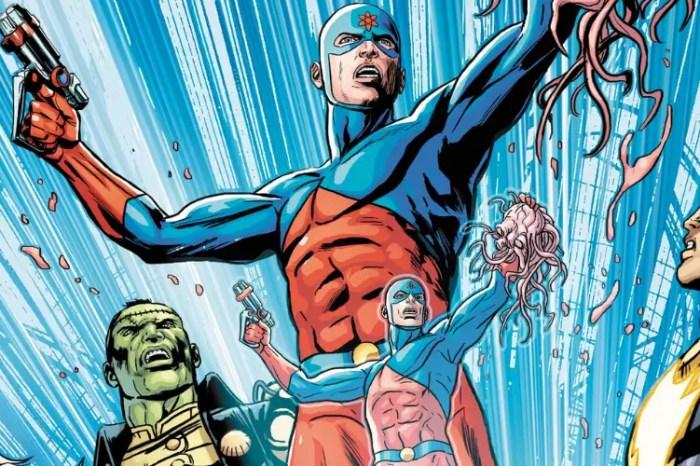 'Atom' Movie Rumored To Be In The Works At Warner Bros. & DC