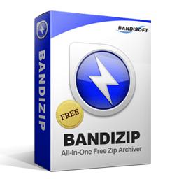 Bandizip 6.14 Crack Free Download