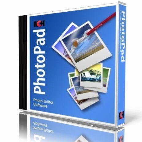 PhotoPad Image Editor 4.04 Crack Free Download