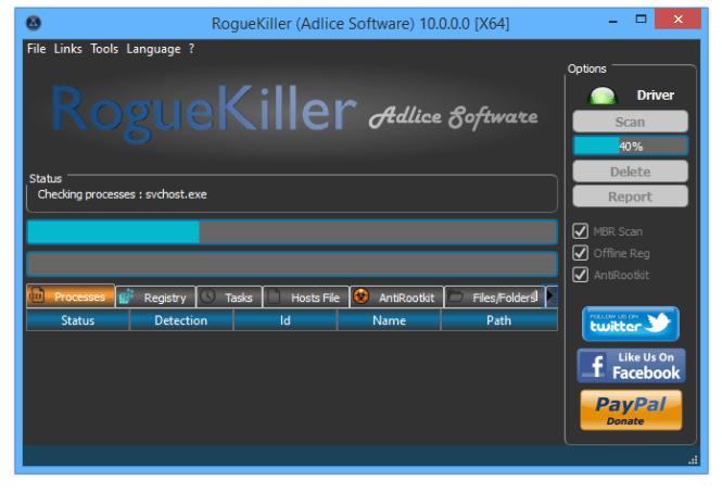 RogueKiller 12.12.24.0 CrackRogueKiller 12.12.24.0 Crack