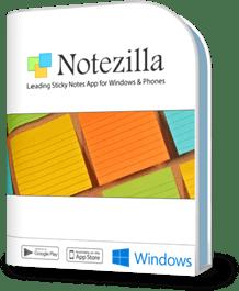 Notezilla 8.0.31 Crack