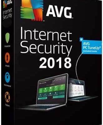 AVG Internet Security 2018 Crack