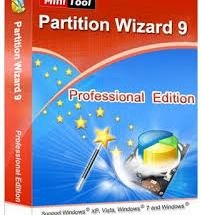 MiniTool Partition Wizard 10.2.3 Crack