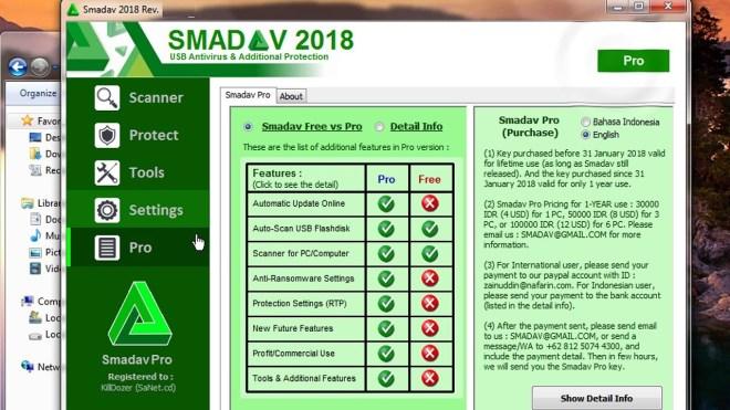 Smadav 2018 PRO 12 Crack