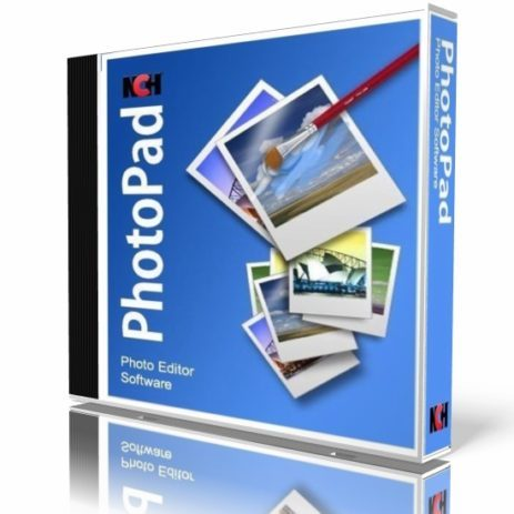 PhotoPad Image Editor 4.11 Crack Key Free Download