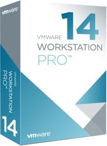 VMware Workstation Pro v14.1.3 Crack