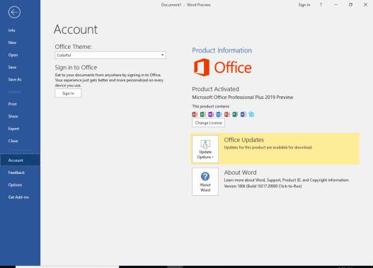 Microsoft Office 10325 Crack