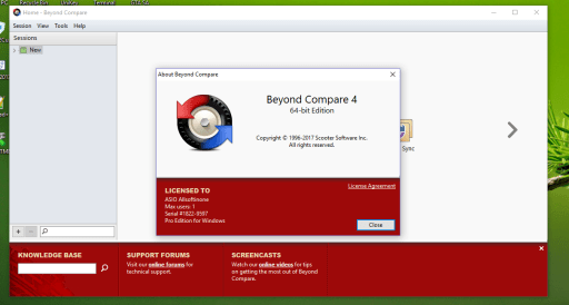 Beyond Compare 4.2.8 Build 23479 Crack