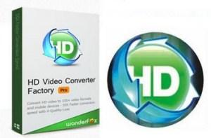 HD Video Converter Factory Pro 16 Crack