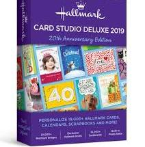 Hallmark Card Studio 2019 Deluxe 20.0.0.9 Crack