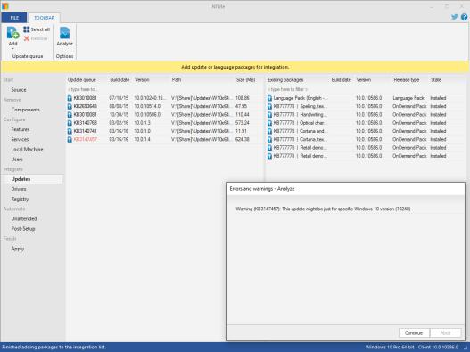 NTLite 1.7.0 Crack