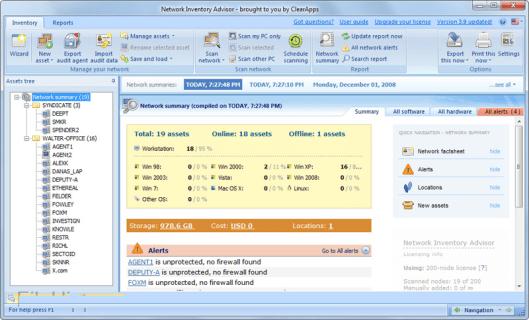 Network Inventory Advisor 5.0.155 Crack