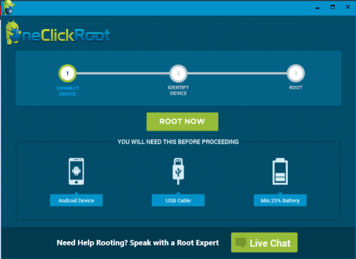 One Click Root 1.0.0.3 Crack