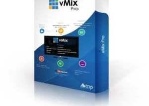 vMix 21.0.0.57 Crack