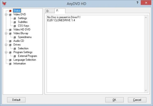 AnyDVD HD 8.3.0.1 Crack