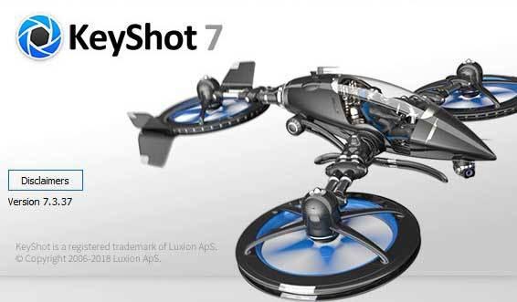 Luxion Keyshot Pro 7.3 Crack