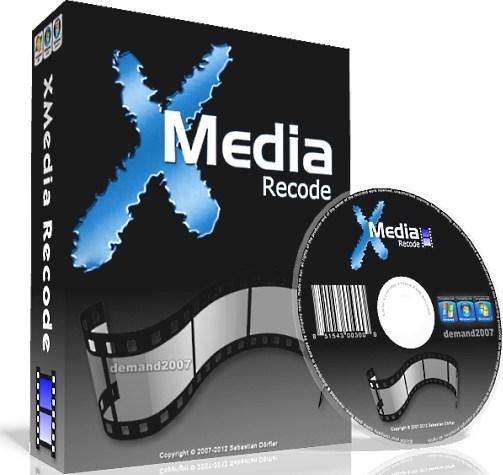 XMedia Recode 3.4.4.7 Crack