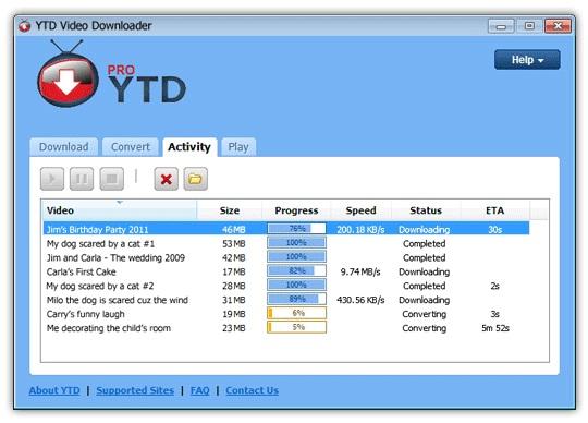 YTD Video Downloader PRO 5.9.10.3 Crack