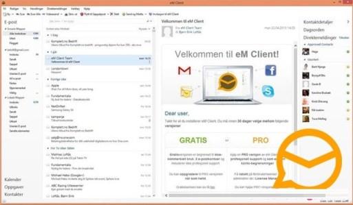 eM Client 7.2.33974 Crack