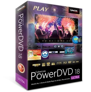 PowerDVD 18.0.2307.62 crack Full Version