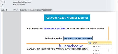 Avast Premium 21.1.2449 Crack + License Key Download 2021