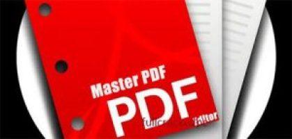 Master PDF Editor 5.7.08 Crack + License Key Full Download 2021