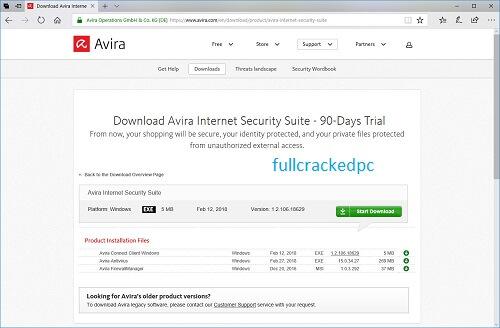 Avira Antivirus Pro 15.0.2103.2081 Crack + Activation Code 2021