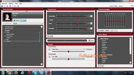 MorphVox Pro 4.5 Crack + Serial Key Free Download 2021