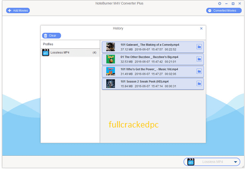 NoteBurner Video Converter 5.5.8 With Crack Free Download 2021