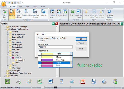 Nuance PaperPort Professional 15 Crack + Serial Number [Latest] 2021