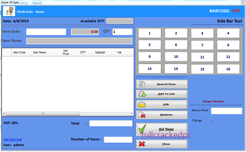 Retail Man POS 2.7.5.7 Crack With Full Version [Latest 2021]