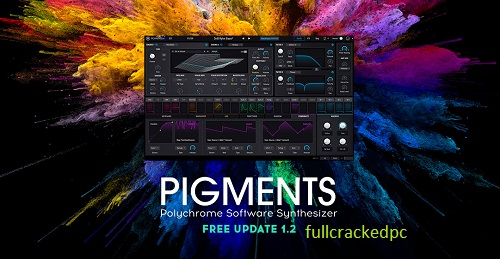 Arturia Pigments VST Crack (Win) 2.1.2.3854 Plugins Download 2021