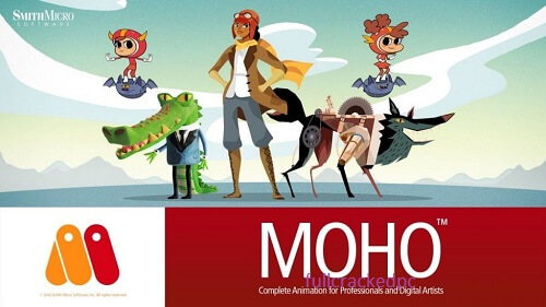 Smith Micro Moho Pro 13.5 Crack + Activation Key Free Download 2021