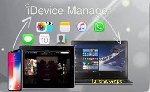 iDevice Manager Pro 10.6.1.0 Crack + License Key [Latest] 2021