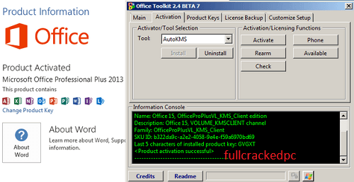 Office Tool Plus 8.1.5.16 Crack With Serial Key 2021 Free Download