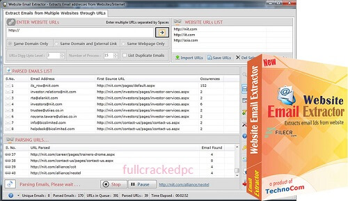 Web Email Extractor Pro 6.3.3.3.5 Crack + License Key Download [Latest]