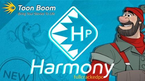 Toon Boom Harmony Premium 20.0.3 Crack + Full Free Download 2021