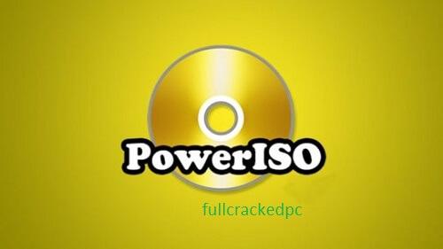 PowerISO 7.9 Crack + Registration Code/Key [Latest] 2021