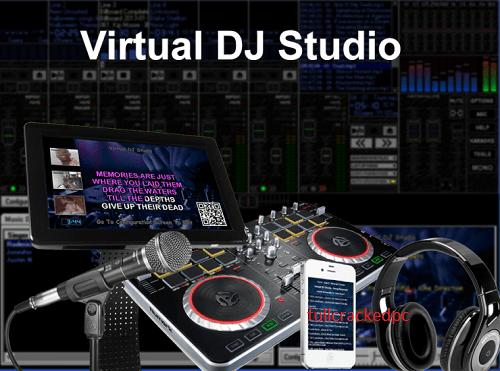 Virtual DJ Studio Pro 8.1.2 Crack + Full Free Version Download 2021