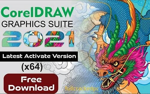 CorelDraw Graphics Suite 23.1.0.389 Crack + Serial Key Download 2021
