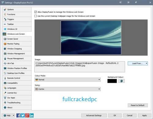 DisplayFusion 10.0.2 Crack + License Key Free Download 2021