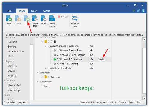 NTLite 2.1.2.8074 Crack + License Key [Torrent ] Download 2021