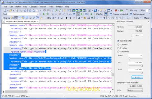 EmEditor Professional 20.9.2 Crack + Serial Key Free Download 2021