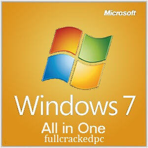 Windows 7 All in One ISO Crack