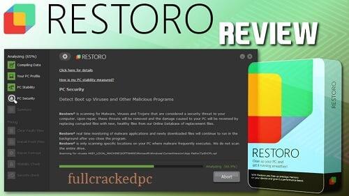 Restoro 2.0.2.8 Crack With License Key 2022 [Latest] Free