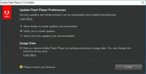 Adobe Flash Player 31.0.0.108